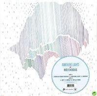 KID EXODUS Northern Lights EP Vinyl Record 12 Inch Columbia 2013